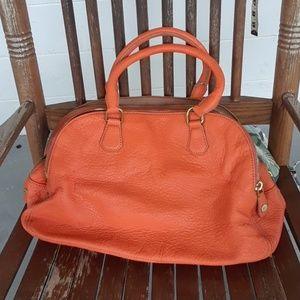 JCREW ORANGE BAG